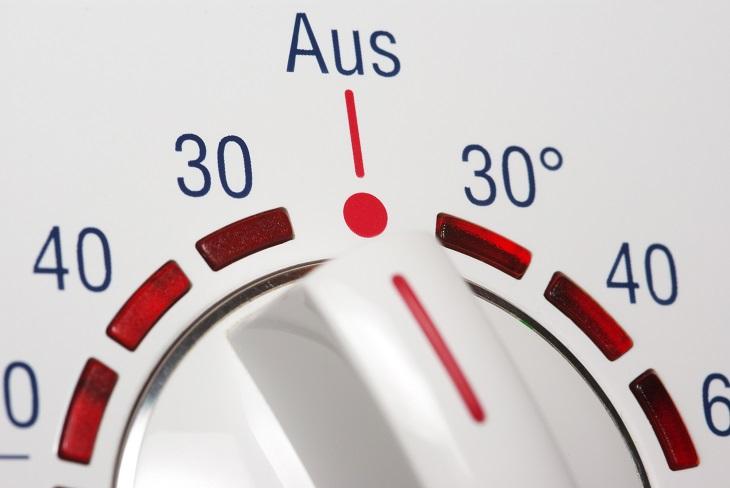 30 Grad Wäsche