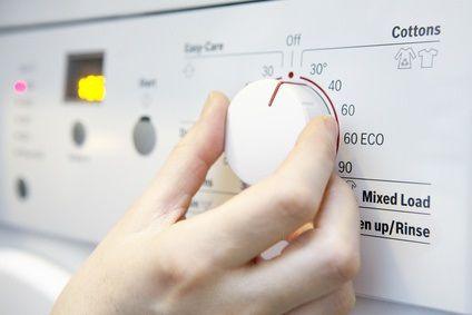 Beim Waschen Energie sparen