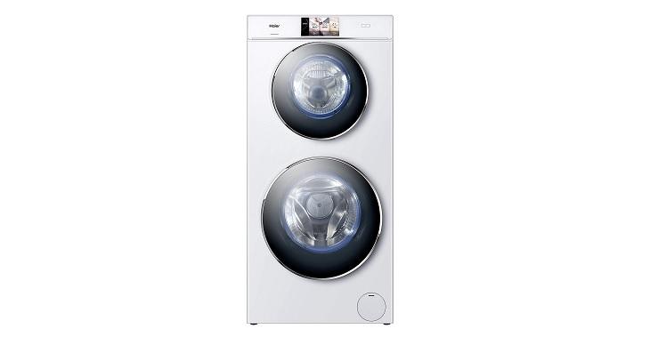 Doppelwaschmaschine