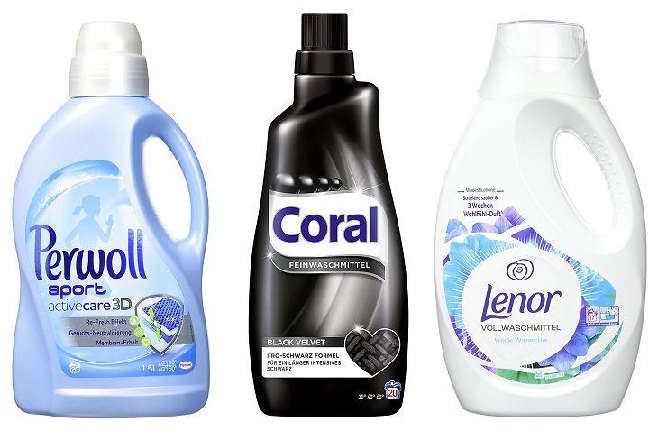 Flüssigwaschmittel – Tests, Infos & Tipps