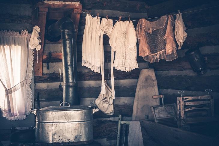 Geschichte der Waschmaschine