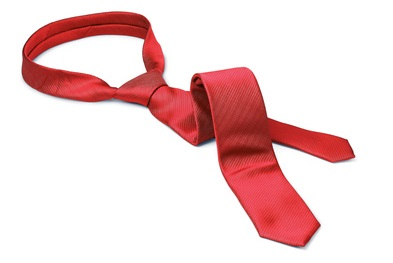 Krawatte bügeln