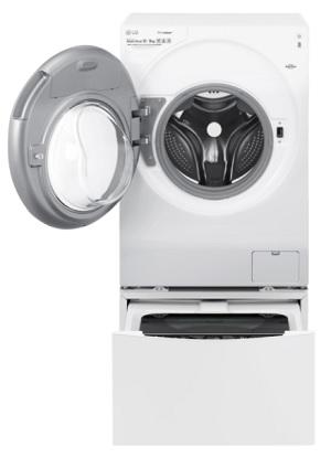 LG TWINWash Doppelwaschmaschine