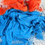 Wäsche einweichen, um Flecken zu entfernen