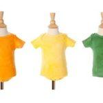 Wie kann man Textilien mit der Waschmaschine färben?