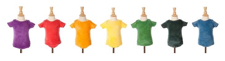 Wäsche färben mit der Waschmaschine