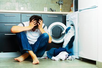 wenn man die gewaschene w sche in der waschmaschine vergessen hat waschmaschinen. Black Bedroom Furniture Sets. Home Design Ideas