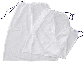 Wäschenetz mit Kordel