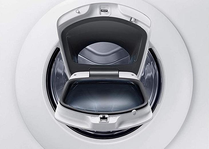 Waschmaschine mit Klappe – was steckt dahinter?