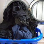 Was passiert, wenn die Waschmaschine überladen ist?