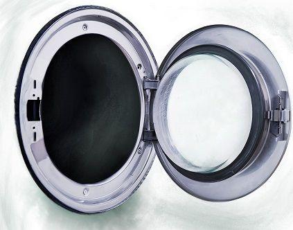 Warum haben Waschmaschinen ein Bullauge?