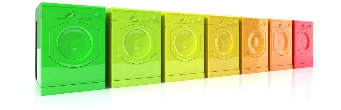 Waschmaschinen Vergleich - Energieeffizienz
