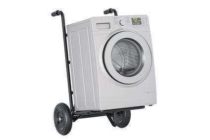 Waschmaschinen Transportsicherung nicht vergessen