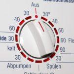 Was man über die Waschtemperatur wissen sollte