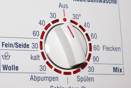 Waschtemperatur Waschmaschine